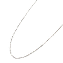 Textured Elongated Diamond cut Link Chain