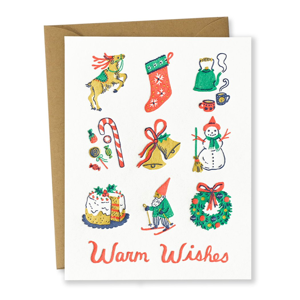 """Warm Wishes"""