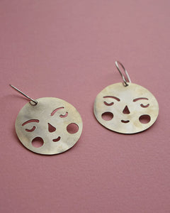 Full Moon earrings *COMING SOON*