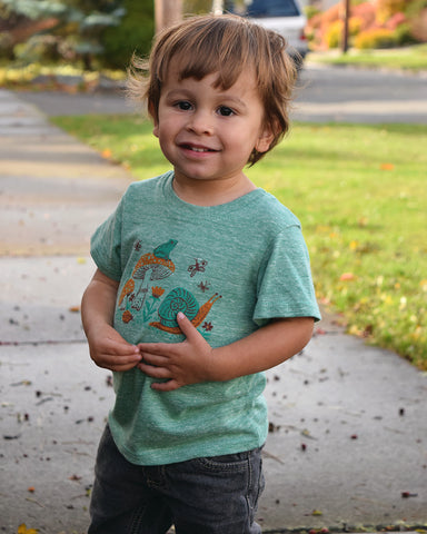 Kid's Forest Tee