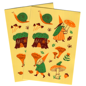 GNOMES sticker set