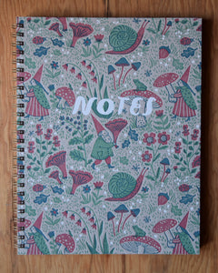 Gnomes notebook