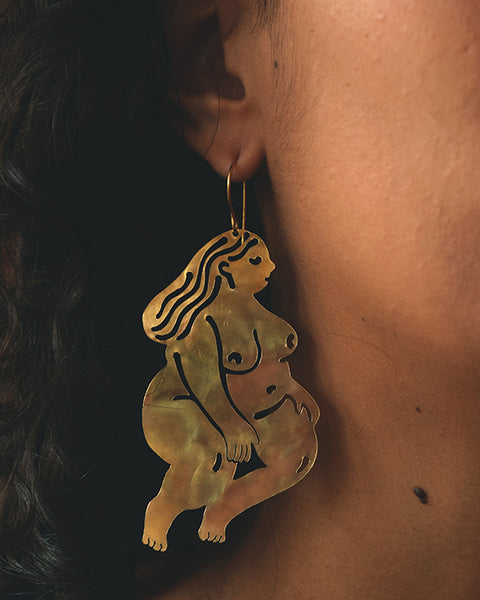 Mona earrings *COMING SOON*