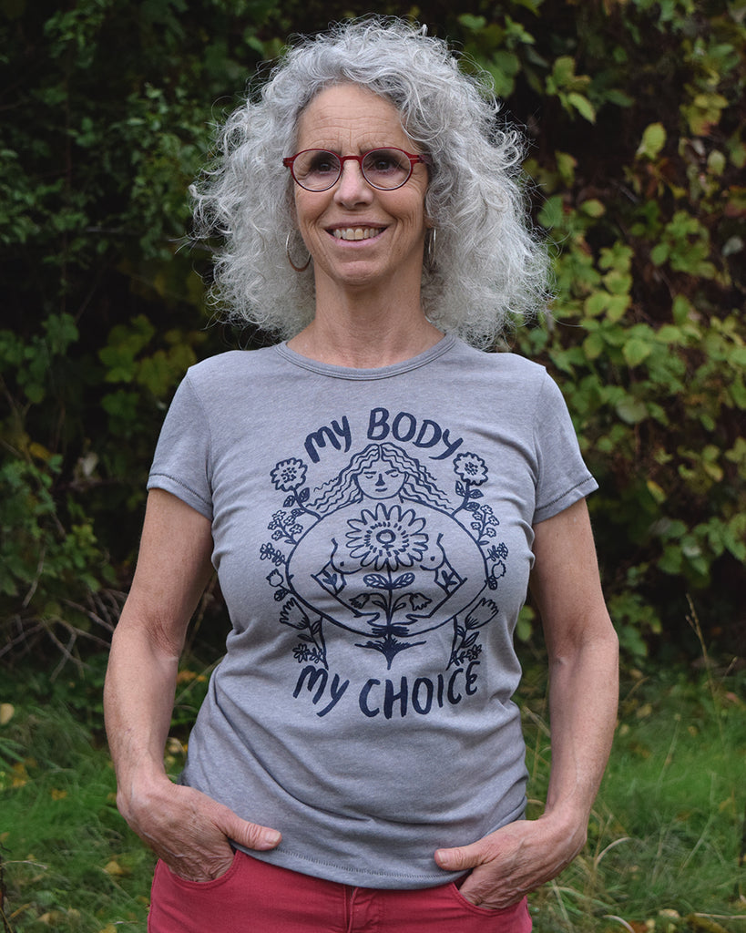 MY BODY MY CHOICE tee