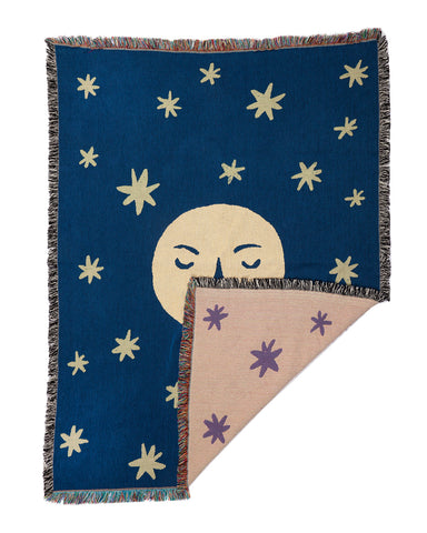 *ON ORDER* MOON Blanket