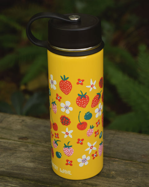 SHORTCAKE insulated water bottle
