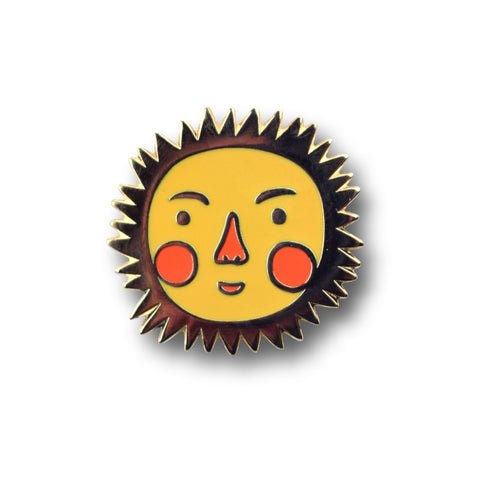 SUNSHINE enamel pin