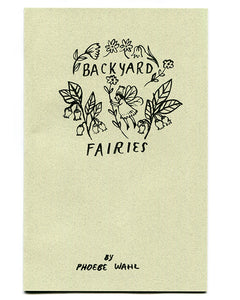 Backyard Fairies (zine)