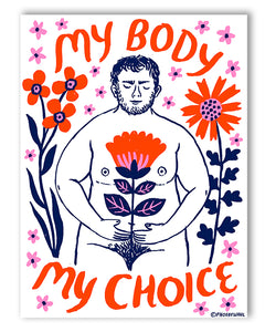 MY BODY MY CHOICE download, V.1