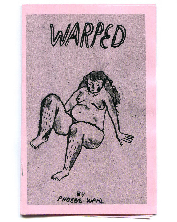 WARPED zine