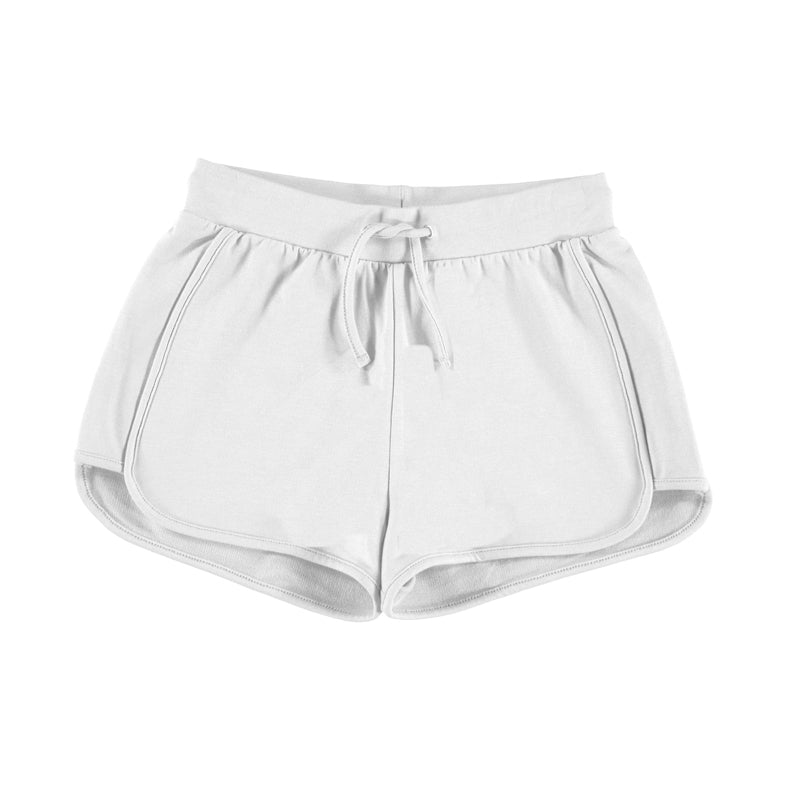 Mayoral Girl White Chenille shorts 624 (2047166939234)