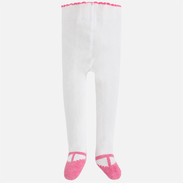Mayoral Baby girl tights with shoe design 9591 - Bumkins Designer Kids (285239967771)