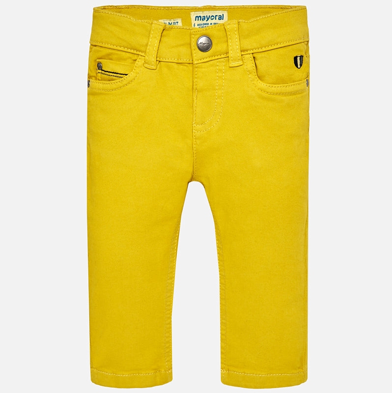 Mayoral Baby Boy Twill Trousers 2552 (1401427427426)