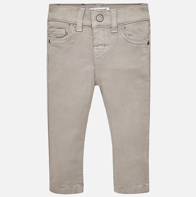 Mayoral Baby Boy Syed trousers Stone 2566 (1401551913058)