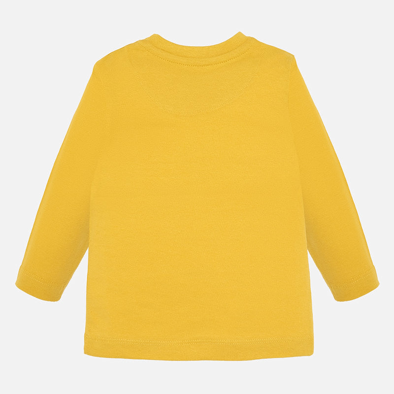 Mayoral Baby Boy AW19 Corn Long Sleeved T-shirt 108 (4319544279138)