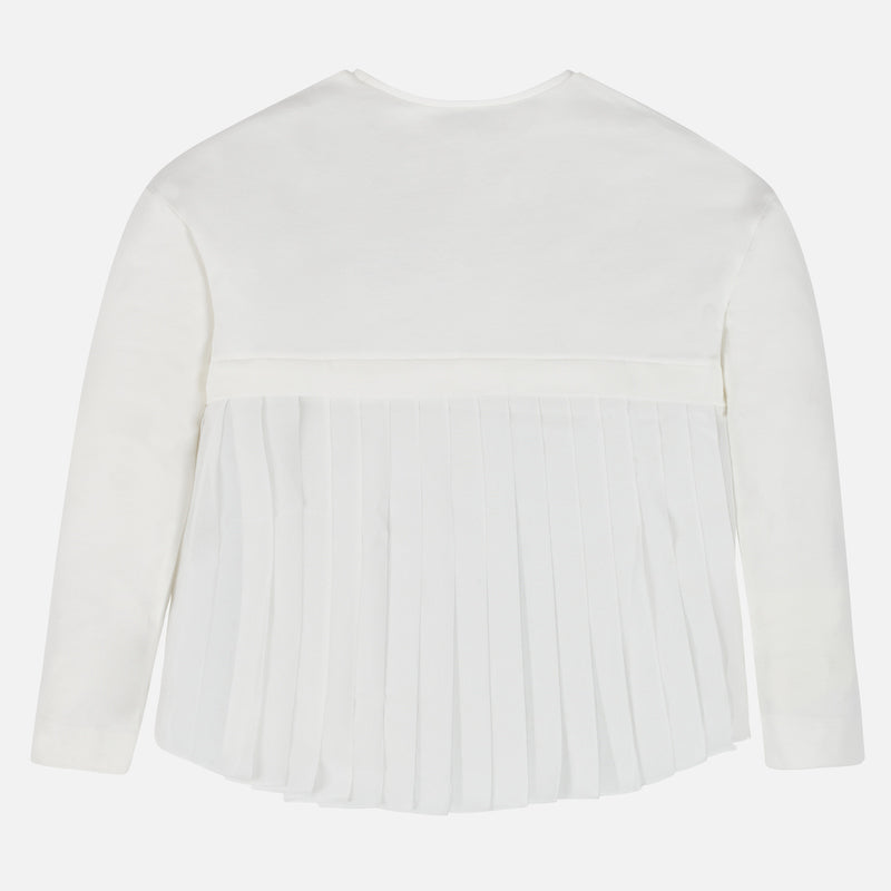 Mayoral Girl AW19 White Shoes Top 7008 (3923571277922)