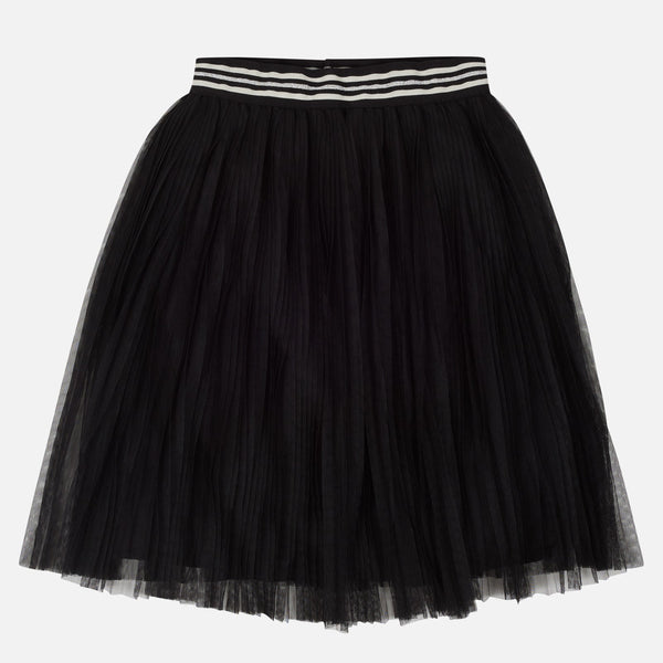 Mayoral Girl AW19 Black Tulle Skirt 7913 (3878488277090)