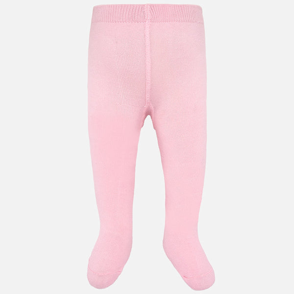 Mayoral Baby Girl AW19 Pink Tights 10628 (4168542912610)