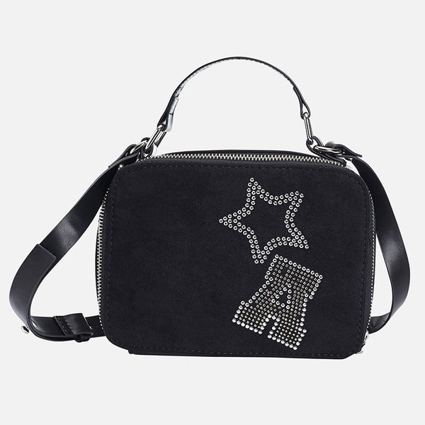 Mayoral Girl AW19 Black Handbag 10719 (3923575504994)
