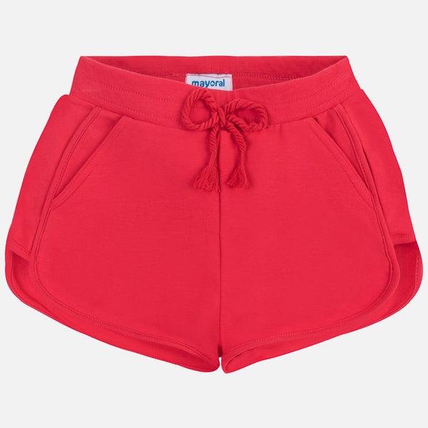 Mayoral Girl SS20 Sporty shorts Watermelon 624 (4370521981026)