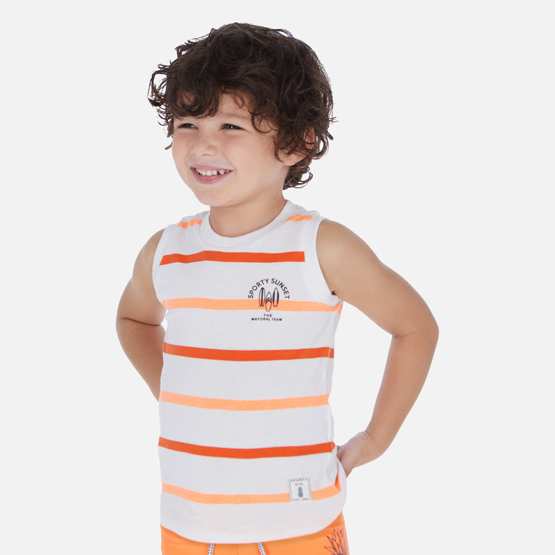 Mayoral Boy SS20 Set of two short sleeved t-shirts 3072 (4368465625186)