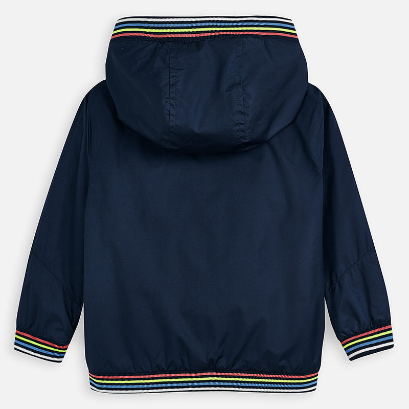 Mayoral Boy SS20 Navy windbreaker jacket 3455 (4368499212386)