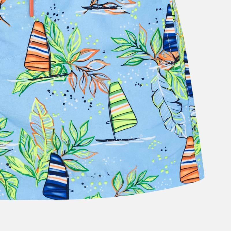 Mayoral Boy SS20 Patterned swim shorts 3629 (4368488071266)