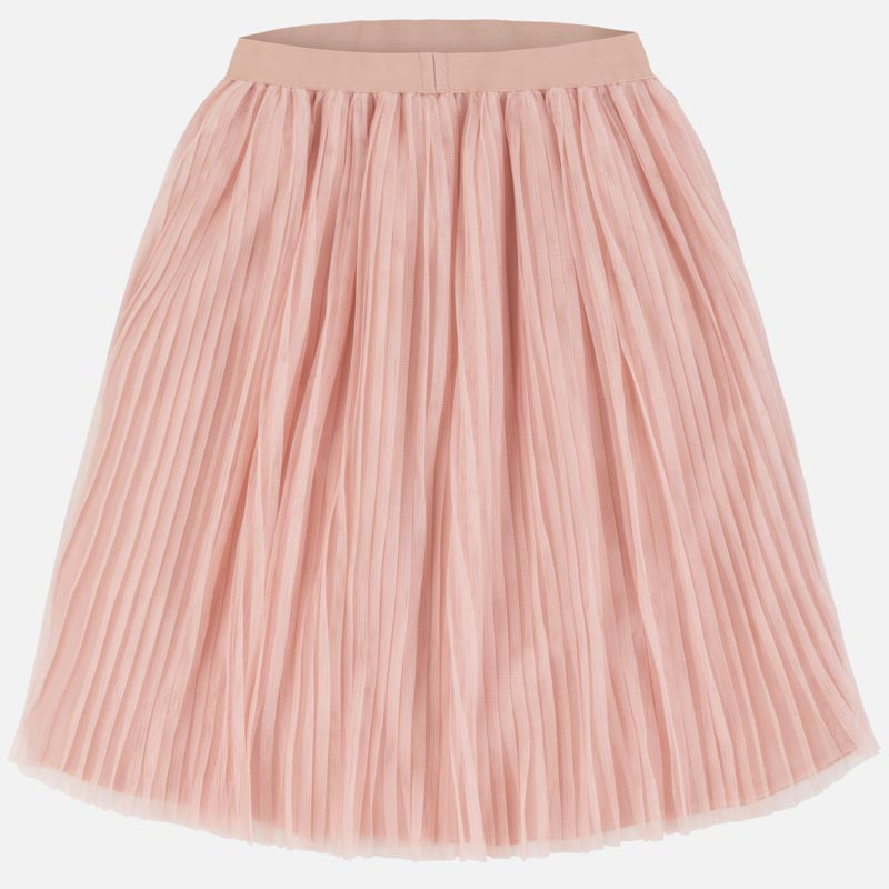 Mayoral Girl SS20 Pleated tulle skirt 6951 (4370633588834)