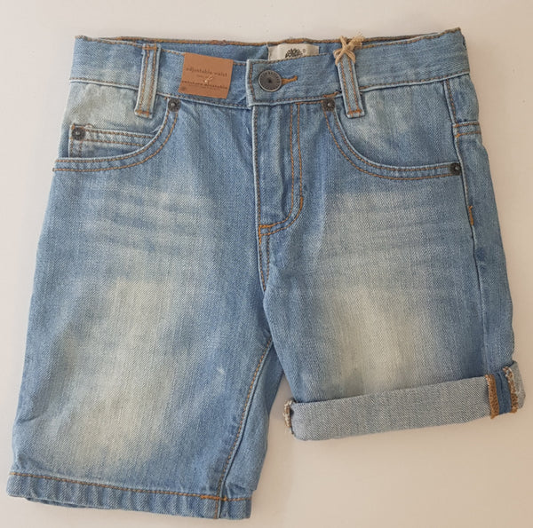 Timberland Denim Bermuda Shorts 4Y00 (651753914395)