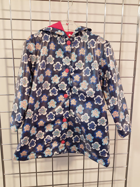 Agatha Ruiz De La Prada AW19 Dream Land Raincoat 0076 (3934187454562)