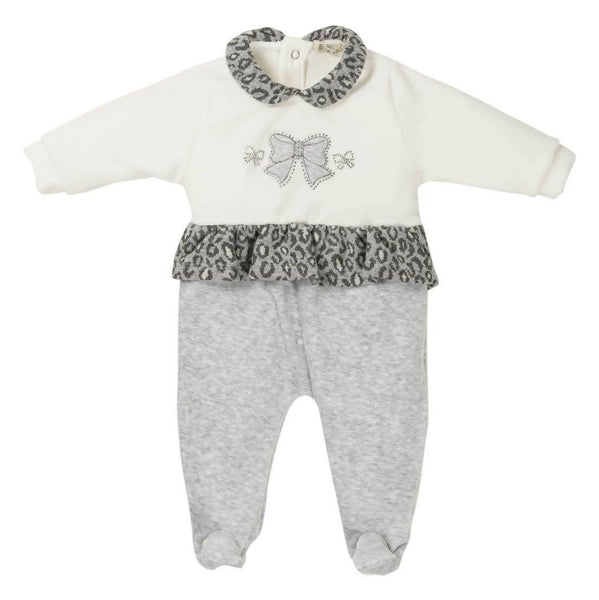 EMC AW19 Girls Grey Bow All in One 6295 (4166521094242)