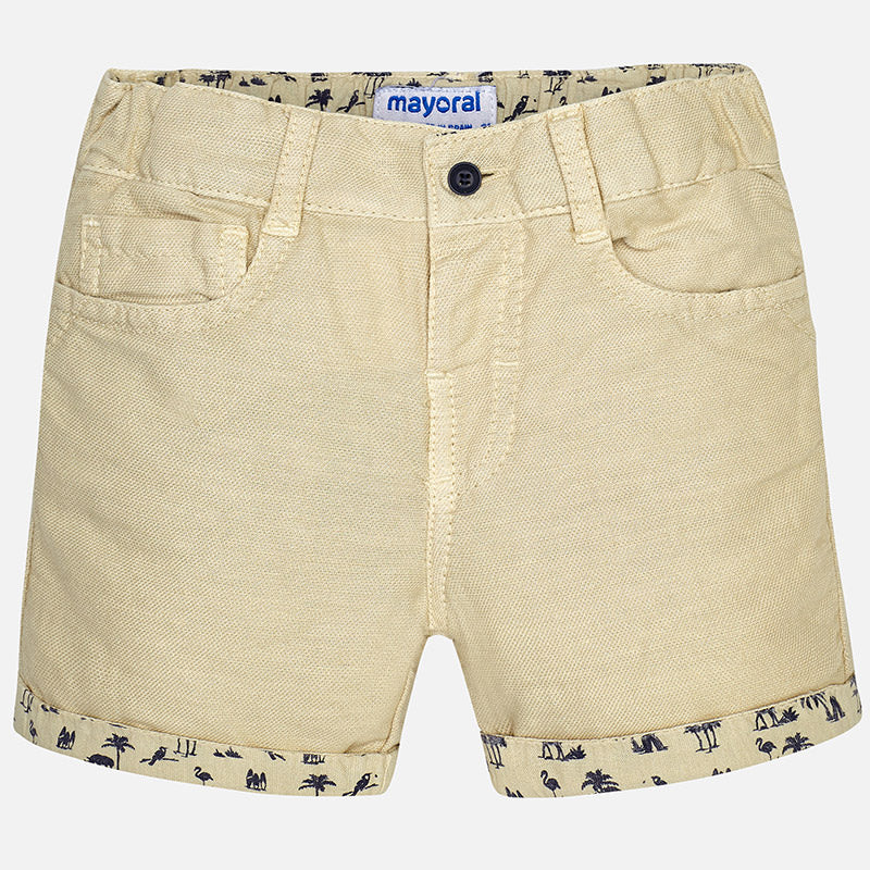 Mayoral Baby Boys Linen Shorts 1292 (757787459682)