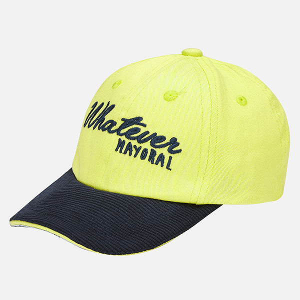 Mayoral Baby Boy Twill mix cap 10340