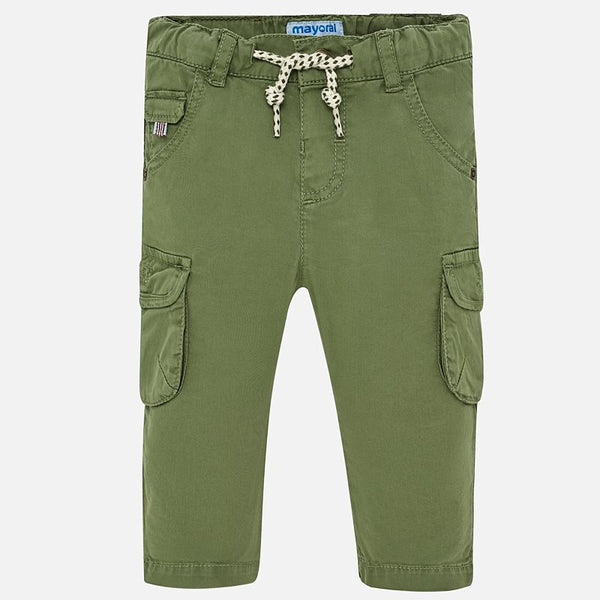 Mayoral Baby Boys Cargo trousers 1527