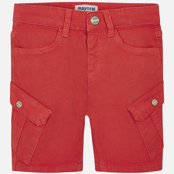 Mayoral Boy SS19 Bermuda shorts with pockets 3243