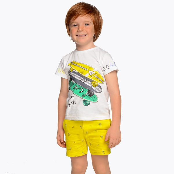 Mayoral Boy SS19 Bermuda Shorts Set 3605 (2132475510882)