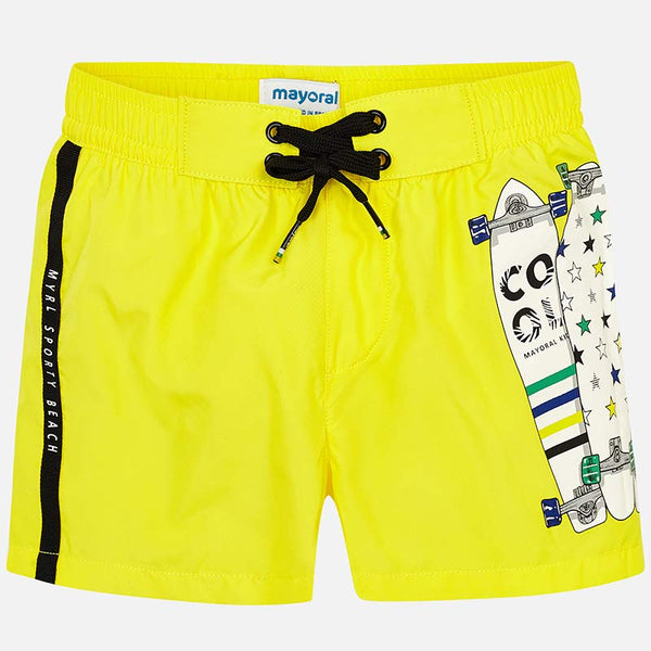 Mayoral Boy SS19 Surf print swim shorts 3614 (2132482719842)