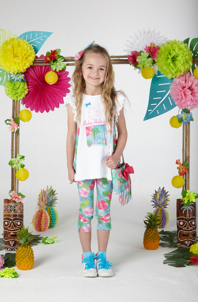 A Dee SS20 Destiny Hawaiin Hula Legging Set 4514 (4344606883938)