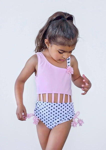 Kate Mack Girlish Charm Swimming Costume 618