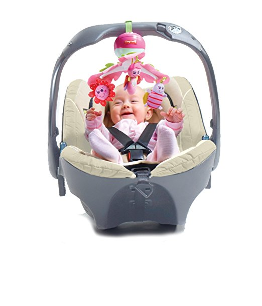 Tiny Love Princess Take Along  Mobile Pink - Bumkins Designer Kids (308439318555)