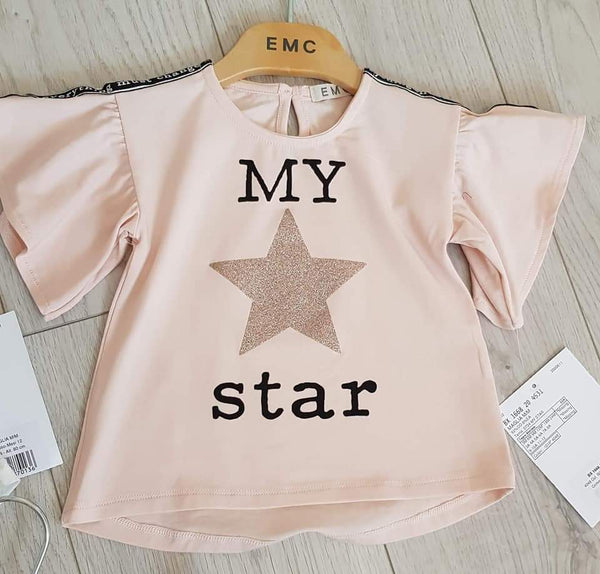 EMC SS20 Pink 'My Star' Top 1668 (4348185018466)