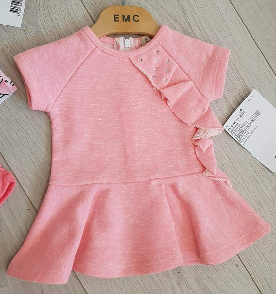 EMC SS20 Pink Diamante Dress 4446