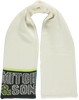Mitch and Son AW19 Abbot Two Way White Scarf 1214S