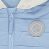 Mitch and Son SS20 William Pale Blue Padded Jacket 1302 (4342210330722)