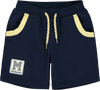 Mitch and Son SS20 Dylan Navy sweat Shorts 1328 (4342218424418)