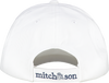 Mitch and Son SS20 Carl White Cap 1349 (4342220324962)