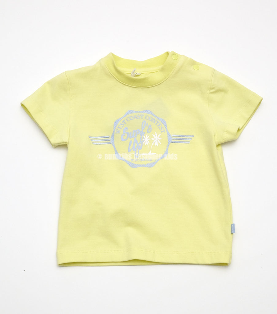 Mitch and Son 'Thomas' Lemon Top MS715 - Bumkins Designer Kids (8351794129)