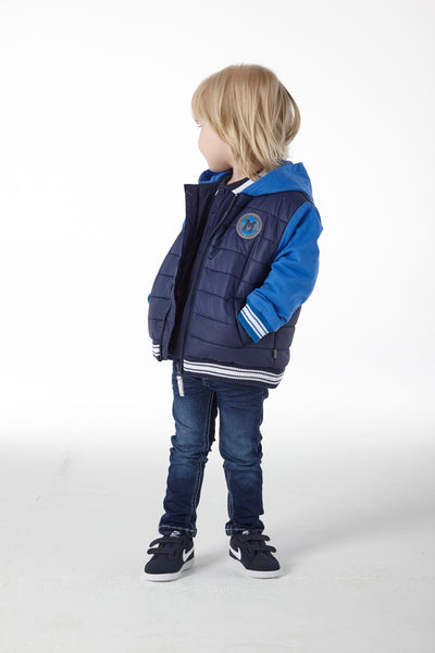 Mitch and Son AW19 Johnson Navy Jacket 1219 (3827353157730)