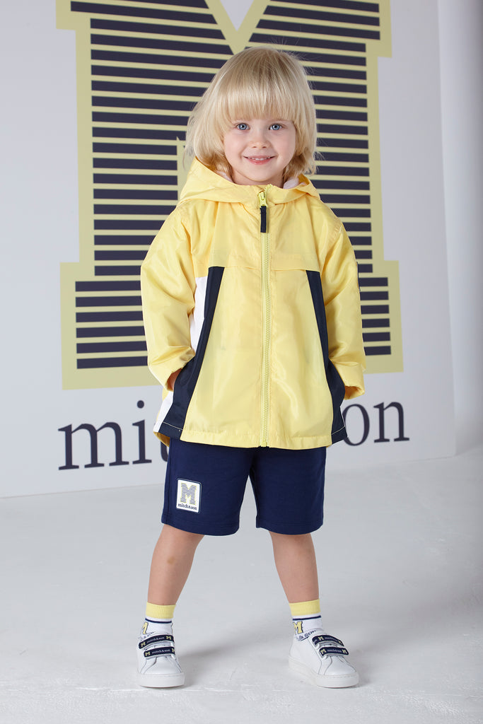 Mitch and Son SS20 Joseph Lemon Parka Coat 1318 (4342218621026)