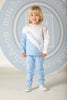 Mitch and Son SS20 James Grey & Blue Jogger Set 1303 (4342211477602)